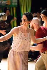 Dancing with glasses (quinet) Tags: 2018 canada lindybout lindyhop swing tanz vancouver xii dance danse jazz britishcolumbia 124