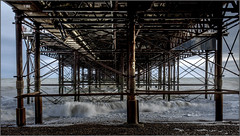 Brighton Pier No4 (Anthony Britton) Tags: someofmyfavouritesof2017and2018 canonesom5 18150mlens canon5dmk4 24105lens sigma100400 spitfire powerboats portrait speedway seascape steamlocomotives southafrica nature planes