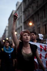 Estudiantes salen a las calles para exigir un alto a la violencia en la UNAM (Cimacnoticias) Tags: cch preparatoria unam estudiantes fueraporros goya jovenes marchadelsilencio