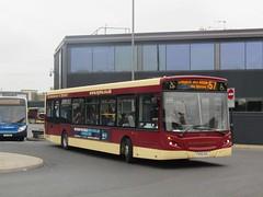 East Yorkshire 273 YX56DZL Hull Interchange on 57 (1280x960) (dearingbuspix) Tags: eyms eastyorkshire goahead 273 yx56dzl