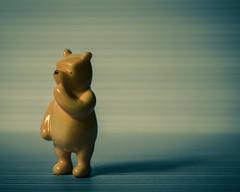 hmmm... (HW111) Tags: smileonsaturday winniethepooh ceramic classic miniinminimalism ornament shadows vintage explore 20180914 flickrfriday pov