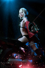Fate/Grand Order - Saber Alter Rider ver. (Moegan Photography) Tags: fate fgo saber