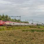 Lisse Thalys TGV-PBKA 4346 trein 9334 Paris-Nord thumbnail