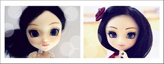 Avant-Apres (minane) Tags: custo pullip chelsea new make up