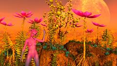 HI There (Joseph Kravis) Tags: renderosity 3dart 3dartist cgi render digital sculpting beautiful joseph people portrait second life blog blogger fashion portraits kravis photography inspiredaily goodlife 3dcharacter 3dmodel iray rendering digitalart plant alien space mars