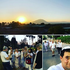 Day 2 Observing yom kippur ending a great day. @spiritlty @msia_colombia @natsharratt @nicoletenaglia (jrintegrity924) Tags: johnroger msia jsu garcia integrity spiritual teacher israel jerusalem love light spirit god jesus