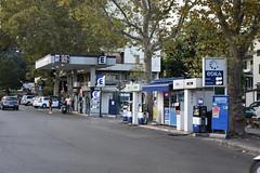 EDRA & Europam, Florence Italy. (EYBusman) Tags: edra europam petrol gas gasoline filling service station garage roadside pumps florence firenze italy eybusman