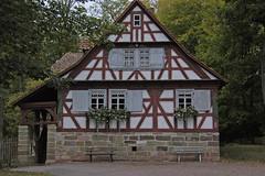 Kloster Veßra (petra.wruck) Tags: landschaft landschaften landscape landscapes stadt stadtansicht cityscape thüringen klostervesra