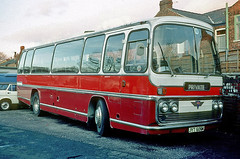 Bullock, Cheadle JYT 606K (Martha R Hogwash) Tags: jyt 606k aec reliance plaxton panorama elite bullock cheadle timpsons london national travel south east greenslades garelochhead coach services