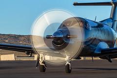 Pilatus Prop Blur (jetguy1) Tags: propblur pilatus airplane aviation pilot