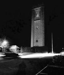 Former water tower 261/365 (4) (♔ Georgie R) Tags: watertower eastgrinstead sussex carpark