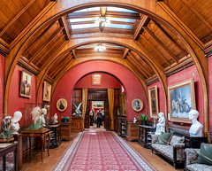 Cragside Gallery (Matthew_Hartley) Tags: cragside gallery house home statelyhome interior nationaltrust northumberland uk britain sony a7 iii a7iii fullframe 2870 2870mm