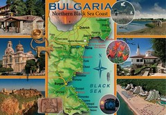 img-1808 (akaroxy2) Tags: postcard 2018 map bulgaria officialpostcrossingcard