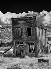 2018 Bodie Hotel (NikonD3xuser1(Thanks for 1.9 million visits)) Tags: usa california bodie bodiehotel monochrome blackandwhite nikon d850 wood old historic hotel