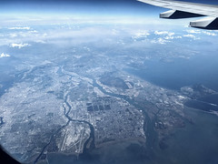 Vancouver BC Canada (atgc_01) Tags: moto g5 vancouver canada airplane window panorama