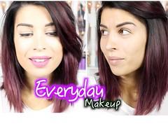 Best Ideas For Makeup Tutorials : Everyday Makeup: Mon Maquillage de tous les Jours Ultra Facile ! (Glam Fashion USA) Tags: