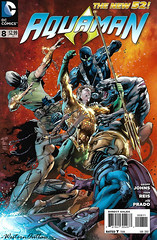 Aquaman 08 (WesternOutlaw) Tags: aquaman aquamancomic dc dccomics atlantis blackmanta arthurcurry