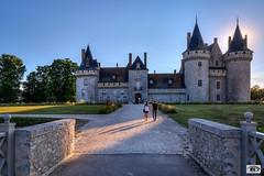 Château de Sully sur Loire (JG Photographies) Tags: europe france loiret sullysurloire château architecture jgphotographies canon7dmarkii douve médiéval moyenage centrevaldeloire