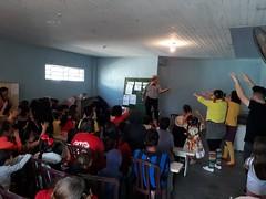 Visita Casa Lar 28/07/2018 (DoadoresDAlegriaClowns) Tags: sal petrolina visita bibi casa lar