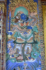 Konchogsum Lhakhang; Chokhor Valley, Bumthang, Bhutan (26)