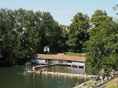 St. Gallen, Dreiweihern (Three Ponds) (M_Strasser) Tags: dreiweihern schweiz switzerland suisse svizzera stgallen stgall olympus olympusomdem1 männerweiher