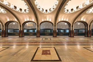 Arches (Mayakovskaya)