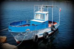 Porticciolo di Marsala (dona(bluesea)) Tags: mare sea porticciolomarsala marsalaport marsala sicilia sicily italy barca boat piccolopeschereccio smallfishingboat