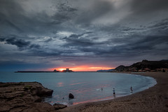 (Alessandro Pischedda) Tags: beach se sea sunset sardinia sarde sardegna bosa oristano