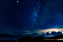 武嶺 銀河 (ESLi1208) Tags: 銀河 武嶺 合歡山 milkyway 星空 star nature taiwan 台灣