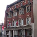 Toronto Ontario - Canada - The National Club - Heritage Building thumbnail