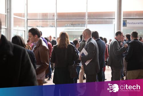 Networking durante el Congreso