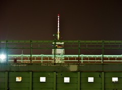 Olympus Launch, 11.02.16 (gigi_nyc) Tags: pier59 chelsea nyc newyorkcity olympus olympuscamera omde0m1mark11 night nightshots nightphotography