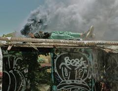 Black Smoke (IngyJO) Tags: