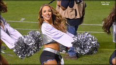 2018 Oakland Raiderette Angel (billypoonphotos) Tags: portrait stadium 2018 grass sign sport 18140 18140mm billypoonphotos dancers coliseum people team squad women ladies girls pretty photographer photography picture photo black silver billypoon lens mm nikkor d5500 nikon dancer dance cheerleading cheerleaders females fabulous football nfl raidernation nation raider raiderettes raiderette raiders oakland rams field crowd angel