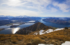 The Climb (Matt Champlin) Tags: monday morning work climb mountains mountain rough winter school canon 2018 travel hiking adventure amazing wanaka newzealand mtroy life