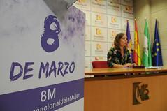 FOTO_Presentación Plan de Igualdad_05 (Página oficial de la Diputación de Córdoba) Tags: dipucordoba diputación de córdoba anamaríaguijarro igualdad 8 marzo mujer mujeres plan presentación