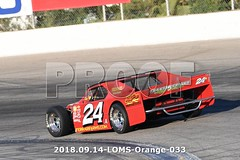 LOMS-Orange-033 (PacificFreelanceMotorsports) Tags: loms speedway racing modifieds lucasoil