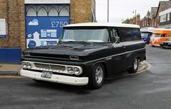 Chevrolet (907 XUA) (Ray's Photo Collection) Tags: faversham chevrolet prestonstreet stonestreet 907xua kent england uk car cars show vehicles