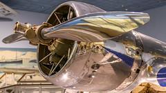 Hughes H-1 Racer (PMillera4) Tags: hughesh1racer airplane vintageairplane propeller smithsonian nationalairandspacemuseum