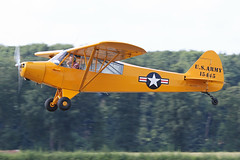PH-FLG (15445) (QSY on-route) Tags: phflg 15445 old timer fly drive in 2018 schaffen diest ebdt 11082018