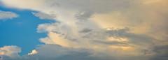 _DSC0425-Pano (johnjmurphyiii) Tags: 06457 clouds connecticut connecticutriver middletown originalnef riverroad sky summer sunset tamron18400 usa evening johnjmurphyiii