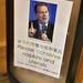 Al Gore Conserves Napkins