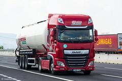 DAF XF116.450 II / Revesz (H) (almostkenny) Tags: lkw truck camion ciężarówka daf xfeuro6 xf116 ssc superspacecab h hungary magyarország revesz revesztransport psb730
