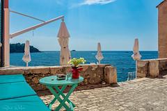 relax in Rovinj (rwfoto_de) Tags: adria pentaxda16454 meer rovinj urlaub europa kroatien istrien istarskažupanija hr