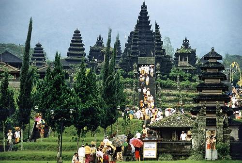 Indonesia - Bali - Besakih - Ceremony - 7