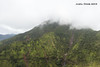 Na Pali Moutains & Waterfall (strjustin) Tags: napali mountains hawaii kauai fog waterfall landscape beautiful