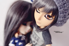 """She's my Sleeping Beauty"" (·Yuffie Kisaragi·) Tags: doll dolls pullip prupate darla taeyang kuno obitsu rewigged rechipped raiki"