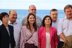 Zarautz 2018 (EAJ - PNV Gipuzkoa) Tags: eajpnv andoniortuzar josebaegibar markelolano pdcat imanollasa bakartxotejeria eidermendoza arantxatapia zarautz politika política