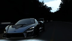 McLaren Senna | GTA V (Stellasin) Tags: angeles game gaming dark darkness car cars beauty beautiful blur city clouds downtown engine weather reflection graphics gta gtav hot highway photography night sky los mods mountains motion overcast road ford screenshot sun sunrise street trees v gt mclaren senna