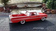 1959 Chevrolet El Camino Sport Truck (JCarnutz) Tags: 124scale diecast wcpd 1959 chevrolet elcamino
